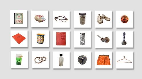 Memory Artifacts Series