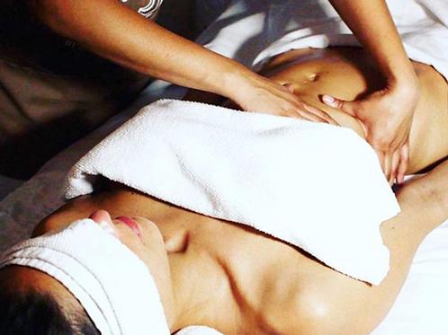 Massagem Detox Power