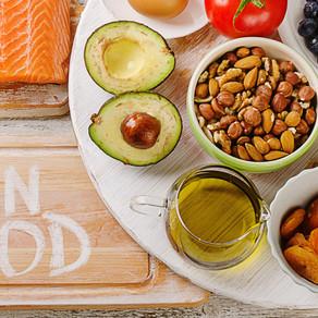 Ayuda a tu cerebro con una buena alimentación