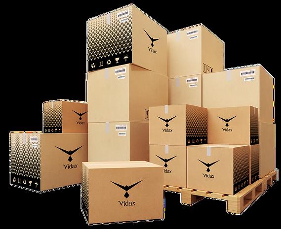 Cajas VIDAX