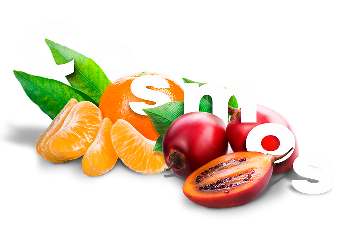 Mandarina & tomate de árbol - Vidax comos - sabores