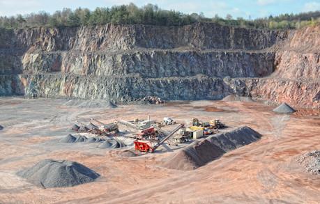 A mineração gerou mais de 11 mil empregos Diretos