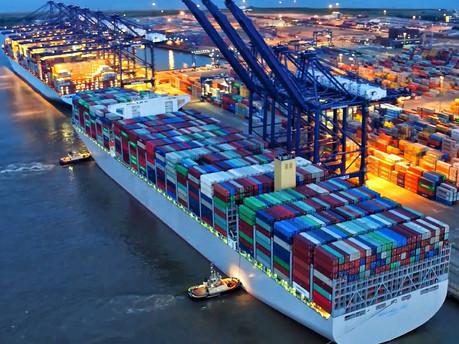 O uso de navios gigantes automatizados já está sendo estudado