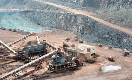 Empresas querem usar a automatização na mineração para facilitar a exportação do minério de ferro