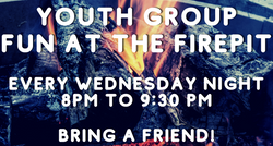 Youth Group Fire Pit