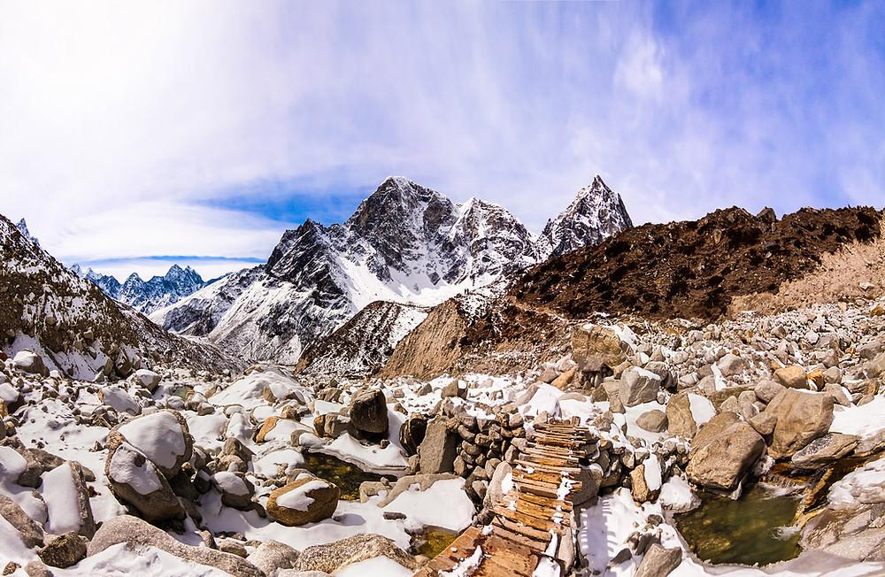 Mount Everest, Base Camp, Nepal, Records Heather Doug, Travel, Gallery