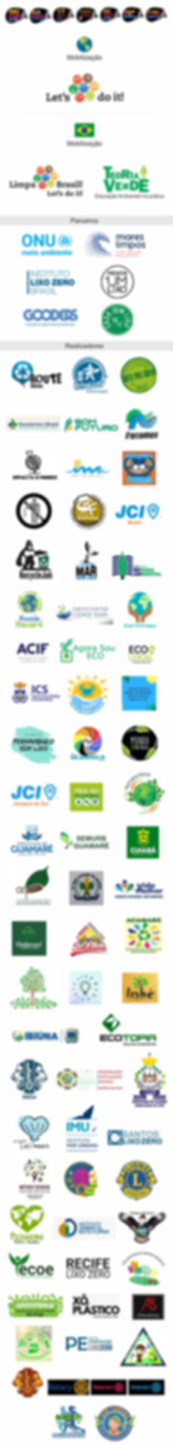 Assinatura para site Dia Mundial da Limp