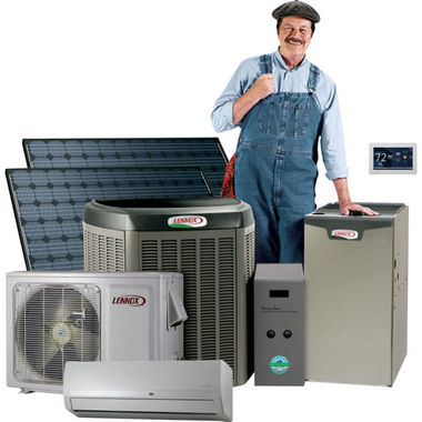 Lennox air conditioners and furnaces