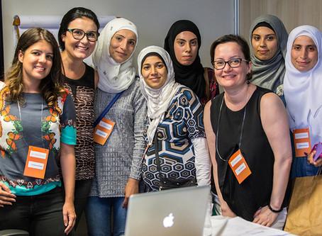 EMDOC: a conexão de empresas, parceiros e refugiados