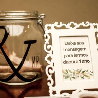 Adesivo para jarra + quadrinho
