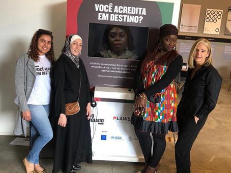 Agência Planisfério lança experimento social que dá origem a ONG Estou Refugiado