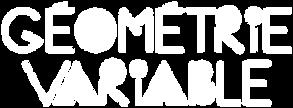 Géométrie variable logo - Compagnie du Faro