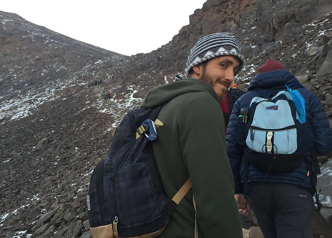 Doah Adventures on Mt Toubkal