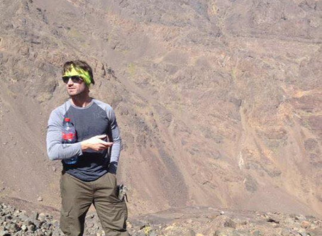 The Tale of Toubkal