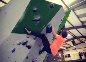 Bouldering - a year in.