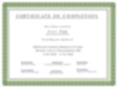 Forest Garden Immersion Course Certifica