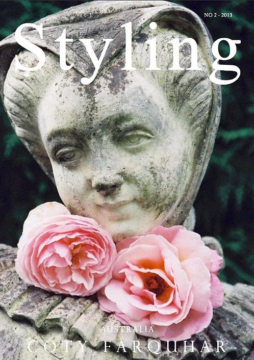 STYLING MAGAZINE NO 3 - BACK ISSUE