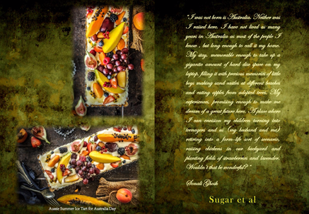 SONALI GHOSH - SUGAR et AL - A SWEET STYLING TREAT