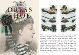 STYLING - FINE DETAILS - THE DRESS SHOE