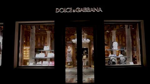 DOLCE & GABBANA - WINDOW DISPLAY & INSTALLATIONS