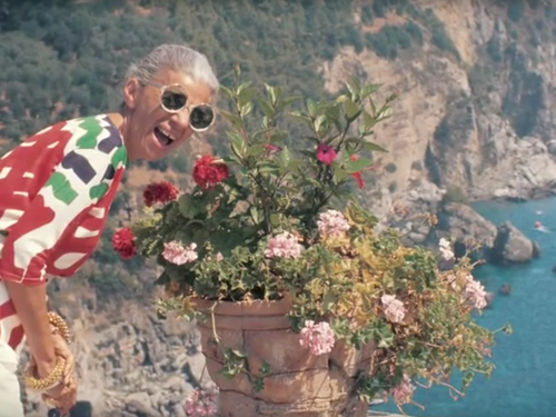 IRIS APFEL  - A JOURNEY IN STYLE - INSPIRATION -  by One Kings Lane