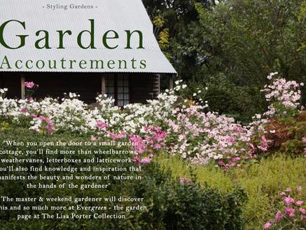 Styling Gardens - Garden Accoutrements