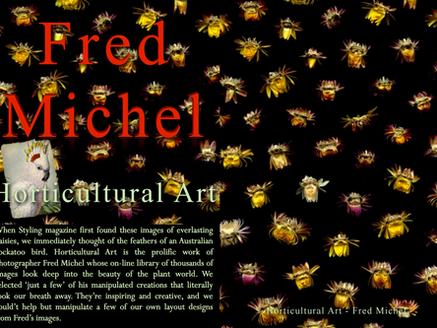 FRED MICHEL - HORTICULTURAL ART