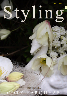 Styling Magazine No.2 - New Beginnings 2013