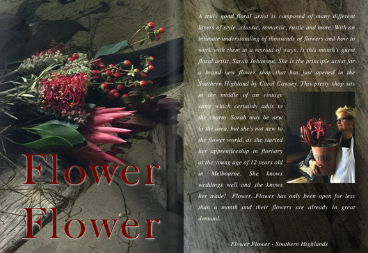 STYLING MAGAZINE NO.23 - THE POWER OF THE FLOWER