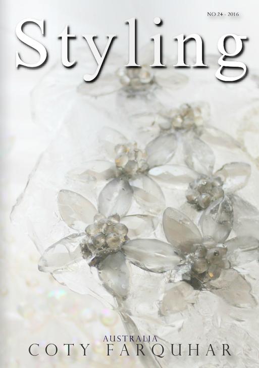 STYLING  MAGAZINE NO.24 - CELEBRATING OF WATER