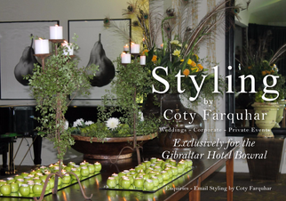 STYLING WITH GREEN APPLES -