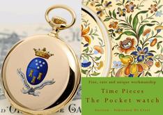 THE POCKET WATCH - TIME PIECES... FINE, RARE & UNIQUE WORKMANSHIP