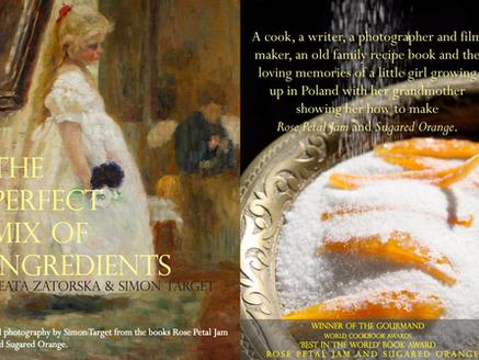 ROSE PETAL JAM & SUGARED ORANGE - THE PERFECT MIX OF INGREDIENTS - BEATA ZATORSKA & SIMON TA