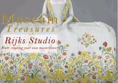 RIJKS STUDIO - A MUSEUM OF TREASURES