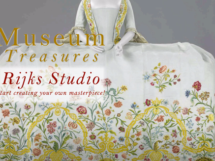 RIJKS STUDIO - A MUSEUM OF TREASURES