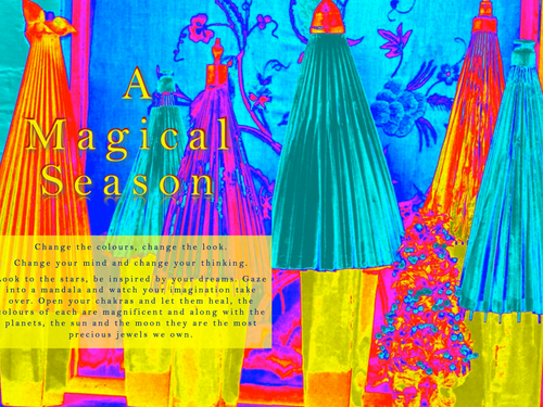 MAGICAL DREAMTIME & IMAGINATION - STYLING MAGAZINE