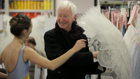 THE AUSTRALIAN BALLET - THE ARTISANS BEHIND THE SCENES - SWAN LAKE