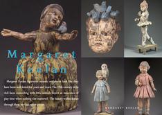 The beautiful work of ceramic artist Margaret Keelan,