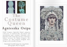 THE COSTUME QUEEN - AGNIESZKA OSIPA