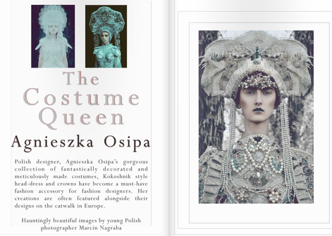 THE COSTUME QUEEN - AGNIESZKA OSIPA