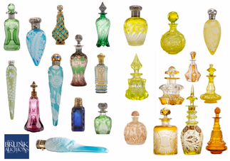BEAUTIFUL FRAGRANCE BOTTLES