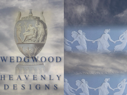 Heavenly Wedgwood - Jasperware