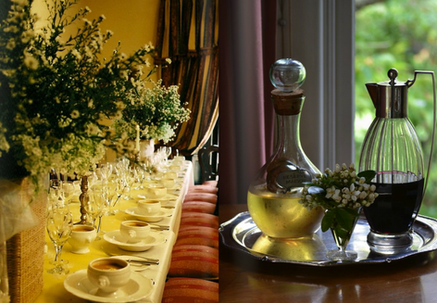 CELEBRATIONS - DRESSING THE TABLE THROUGH THE SEASONS