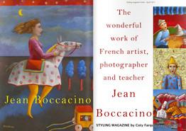 Jean Boccacino - French Artist, photographer & teacher