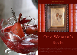 One Woman's Style - Christiane de Bievre