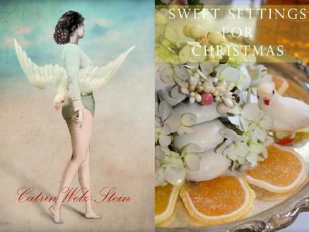 Sweet settings for Christmas