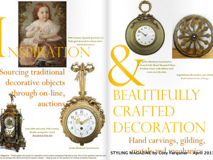 Beautifully Crafted Decoration - Styling Shopping Pages