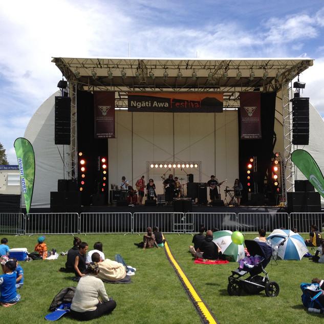 Ngatiawa festival