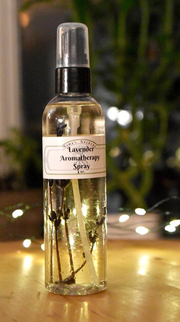Product Spotlight Lavender Aromatherapy Spray Organic