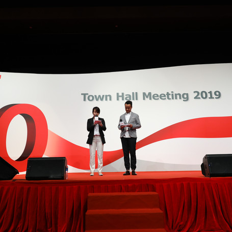 Prudential CEO Town Hall Event
